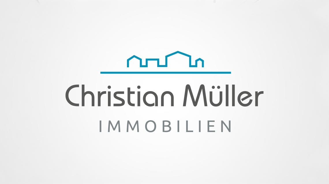 Logo - Corporate Design Christina Müller Immobilien