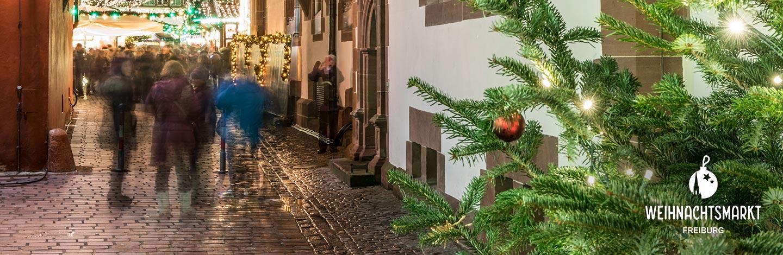 Weihnachstbaum-Freiburger Weihnachtsmarkt - Corporate Re-Design